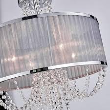 deckenbeleuchtung beleuchtung bestier modern chrom kristall