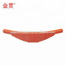 All Kinds Of Heavy Truck Leaf Springs For Suspension Parts - Buy ...