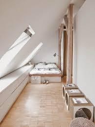 chambre dans comble comment aménager une chambre sous combles lili in