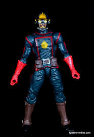 Guardians Of The Galaxy Marvel Legends Exclusive Star Lord Straight
