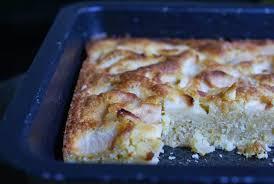 dessert aux pommes sans gluten gâteau aux pommes amandes et rhum sans gluten pour 8 personnes
