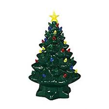 Ceramic Christmas Tree Best For 2017 15 With Lights & Vintage