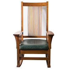 Stickley Mission Leather Sofa by 100 Mission Style Rocking Chairs 69 Best Rocking Chairs