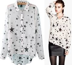 2014 New Casual Fashion Women Tops Button Shirt
