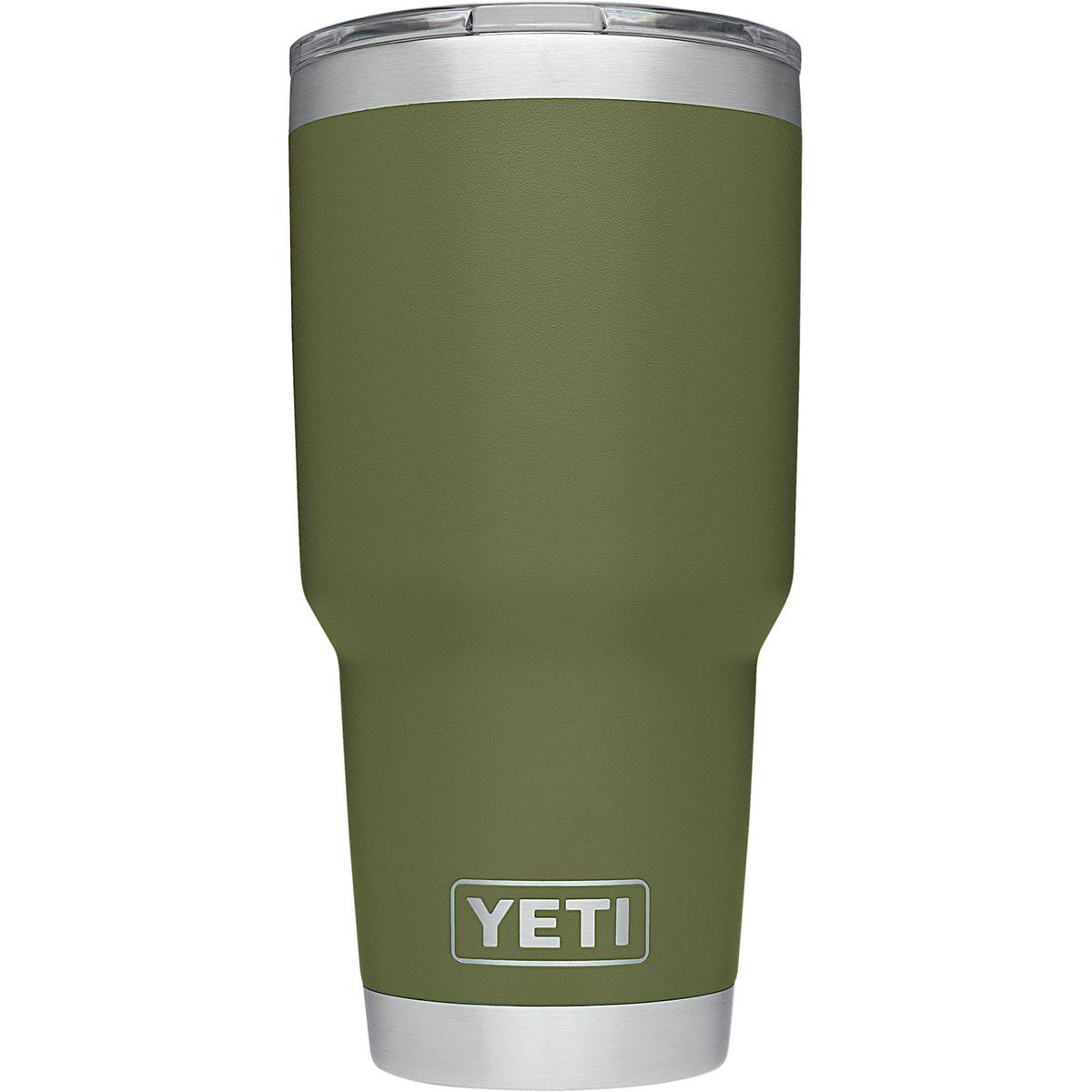 Yeti Rambler Stainless Steel Vacuum Insulated Tumbler - 30oz, with Lid