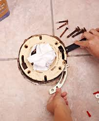 replace a toilet wax ring
