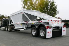 100 Belly Dump Truck AllSteel Bottom Trailer Operations Work Online