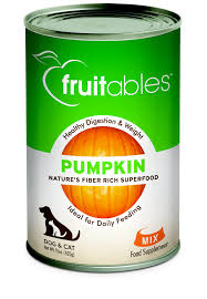 Dog Constipation Pumpkin by Fruitables Pet Pumpkin Petco
