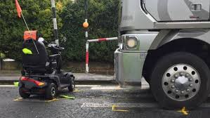A Man Was Injured In An Incident Matamata Involving Truck And Mobility Scooter