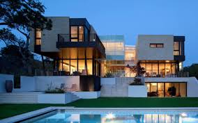 100 A Modern House Complexity Geometry Rchitecture In Huge