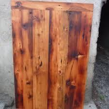 plateau melamine sur mesure les 26 meilleures images du tableau table en vieux bois sur mesure