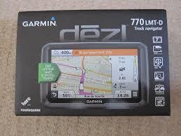 GARMIN 770LMT-D Truck 7
