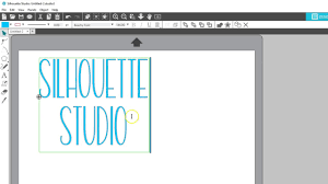 100 Studio 101 Designs Basic Design And Text Tools In Silhouette