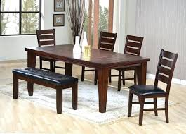Cherry Wood Dining Table Set And Chairs Solid Interesting