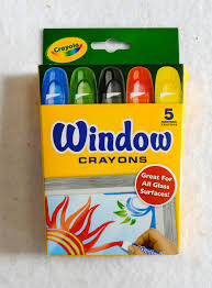 Crayola Bathtub Crayons Target by 5 Count Crayola Window Crayons What U0027s Inside The Box Jenny U0027s