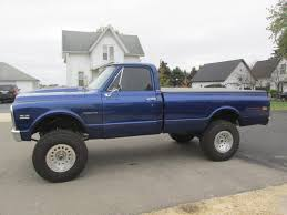 1972 Chevy Gmc Pickup Truck 4x4 See Videos A/c P/s P/b Tilt Wheel 68 ...