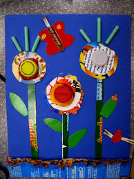 Create Your Own Garden From Recycled Trash Laugh Paint Shows You How To Make This Cute Art