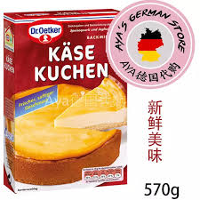 german dr oetker kaese cheese cheesecake mix baking 570g