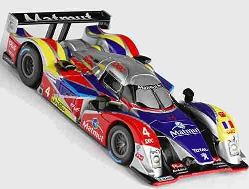 AFX Peugeot 908 Oreca HO Scale Slot Car 21035