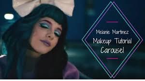 Melanie Martinez Carousel Makeup Tutorial