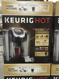 Keurig K525C Coffee Maker With 12 K Cup Pods CostcoChaser