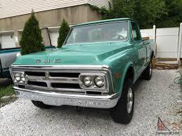 1969 Chevy Chevrolet K10 GMC 1500 Short Bed 4X4!! RARE!! C10 2500 ...