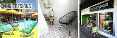 Innit Acapulco Rocking Chair by Innit Designs Acapulco Chairs Flüff Design And Decor