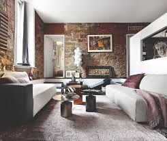 Urban Rustic Home Decor Art Lights Style Bedroom Design Luxury