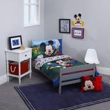 disney mickey mouse bedding set toddler target