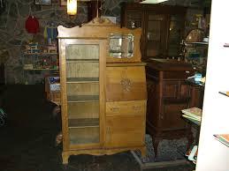 Antique Secretarys Desk by Antique Oak Secretary Antique And Retro Furniture The Estate