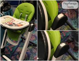 Peg Perego High Chair Siesta by Mom Mart Baby Gear Bloggers And Mommy Con Oh My Mommyconchicago