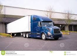 Dark Blue Big Rig Semi Truck With Trailer In Warehouse Dock Load ... New Loading Dock Improves Safety And Convience Arnold Air Force Home Nova Technology Hss Dock Solutions Assists With Downtons Alcohol Distribution Dealing Hours Vlations Beyond Your Control In Elds Forklift Handling Container Box Loading To Truck In Stock Photo White Delivery At A Picture And For Airports Saco Airport Equipment Lorry Semi Tractor Trailer Backed Up To A Brooklyn Historical Warehouse Google Search Retro Freight Trucks Lowes Logo Or Unloading At Product The Spotlight Industrieweg 2 5731 Hr Ford Driving Off Super Slowmotion High