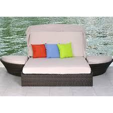 Bjs Outdoor Furniture Cushions by Atlantic California 3 Pc Daybed With Bonus Ferongard Vinyl