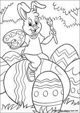 58 Easter Pictures To Print And Color Last Updated December 5th