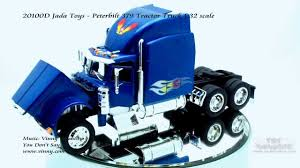 20100D Jada Toys Peterbilt 379 Tractor Truck 132 Scale Diecast ...