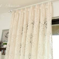 rideau de cuisine en rideaux panneau moderne blanc personnalisé rideau cuisine salon