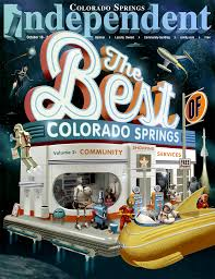 2016 Best Colorado Springs Vol II Wel e and Winners Index
