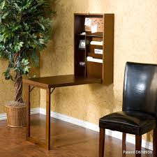 Space Saver Desk Ideas by Home Office Ideas Simple Home Office Space Saving Idea Foldable