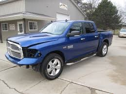 100 Salvage Truck Auction Damaged Ram Ram Pickup 1500 For Sale And