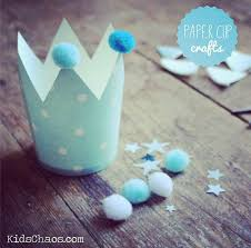 25 Paper Cup Crafts