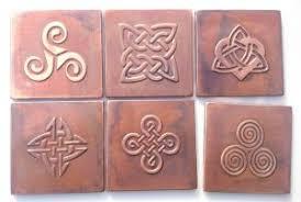 Copper Tiles For Backsplash by Mycoppercraft Com U2013 Copper Brass Bronze Home Accessories Designer