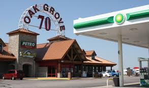 100 Truck Stops I 70 Oak Grove Petro Plazas Oak Grove Missouri