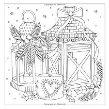 Creative Christmas Coloring Lark Crafts 9781454710424 Amazon Books