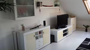 wohnzimmer anbauwand tv wand set