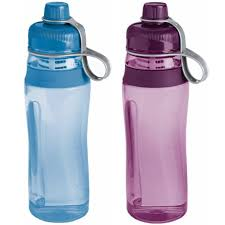 Get Quotations Rubbermaid Reusable Water Bottle WITH FILTER 20 Oz BPA Free 2 PACK 1Blue
