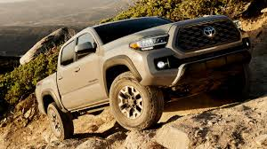 100 Motor Trend Truck Of The Year History 2020 Toyota Tacoma First Look Popular Gets An Update