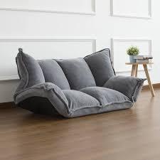 boden möbel liege japanischen futon sofa bett moderne folding einstellbare sleeper chaise lounge sessel für wohnzimmer sofa