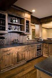 Check Out Rustic Kitchen Design Ideas The By Definition Is Bringing Together Country Style Furniture And Modern Decor