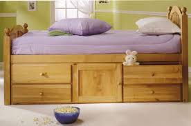captain bed twin with drawers modern storage twin bed design