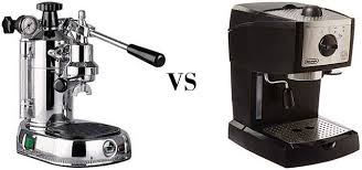 Manual Vs Automatic Espresso Machines Which Type Is Best For You